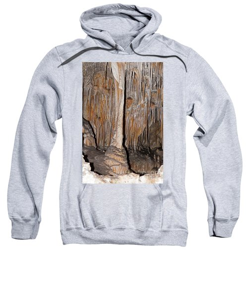 Painted Grotto Carlsbad Caverns National Park Sweatshirt