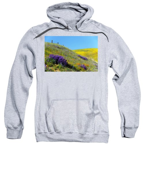 Painted With Wildflowers Sweatshirt