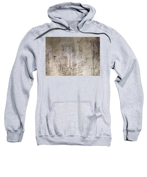 Painting West Wall Tomb Of Ramose T55 - Stock Image - Fine Art Print - Ancient Egypt Sweatshirt