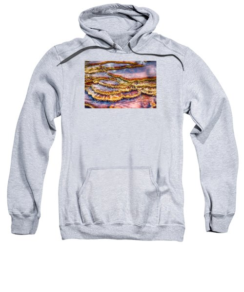 Pancakes Hot Springs Sweatshirt