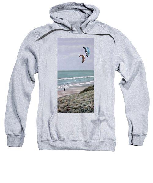 Papamoa Beach 090208 Sweatshirt