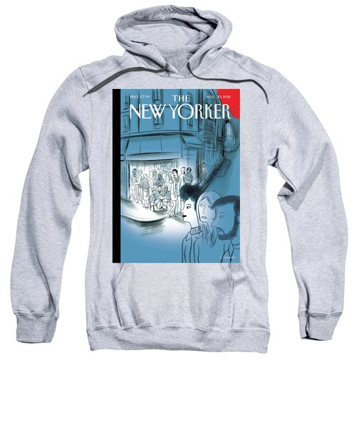 Paris, November 2015 Sweatshirt