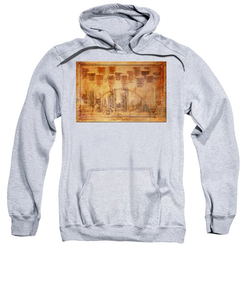 Parts Of Time Sweatshirt