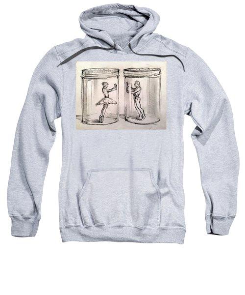 Pas De Deux Sweatshirt