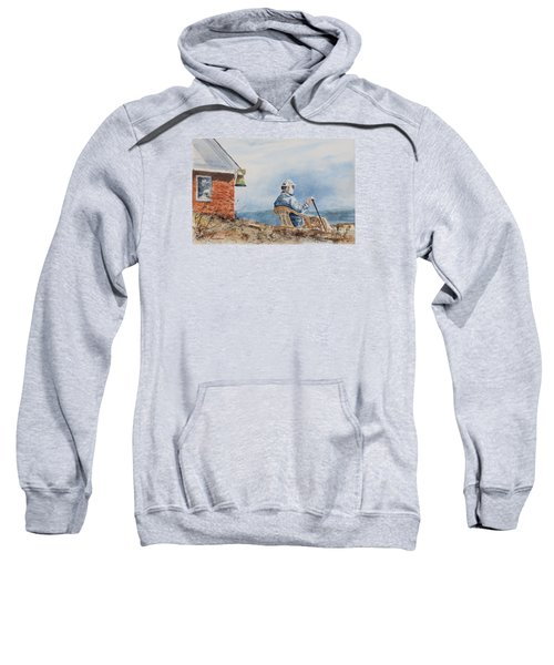 Passing Time Sweatshirt