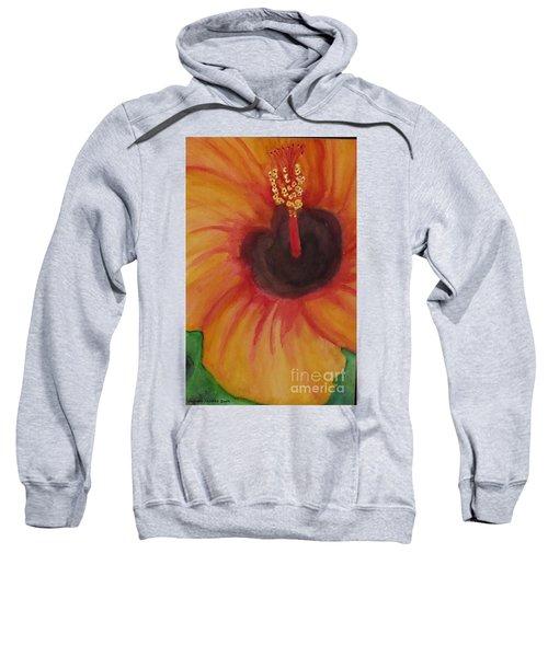 Passion Flower Sweatshirt