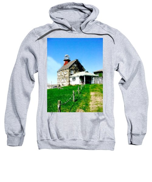 Pathway To Happiness  Sweatshirt