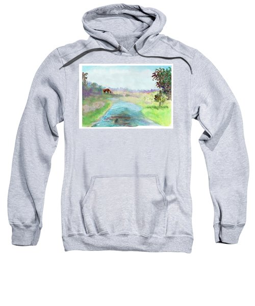 Peaceful Day Sweatshirt