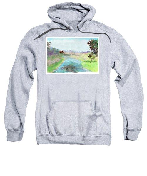 Peaceful Day Sweatshirt