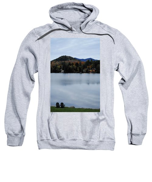 Peaceful Evening At The Lake Sweatshirt