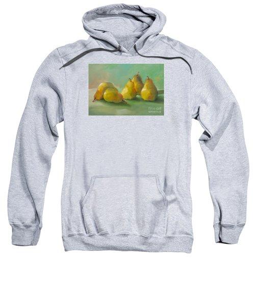 Peaceful Pears Sweatshirt
