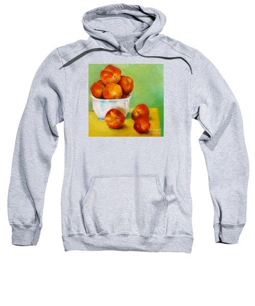 Peachy Keen Sweatshirt