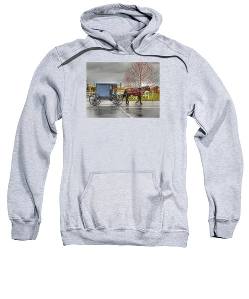 Pennsylvania Amish Sweatshirt