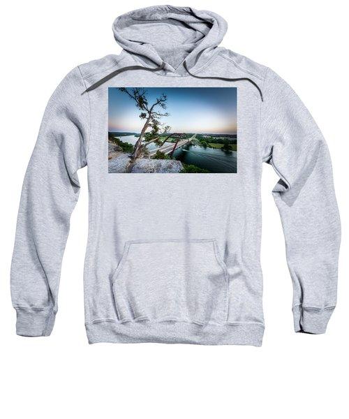 Pennybacker Bridge Austin Sweatshirt
