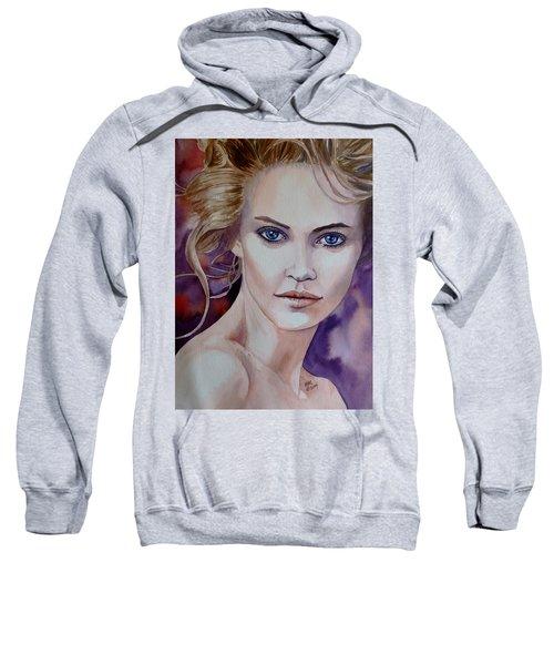 Raw Beauty Sweatshirt