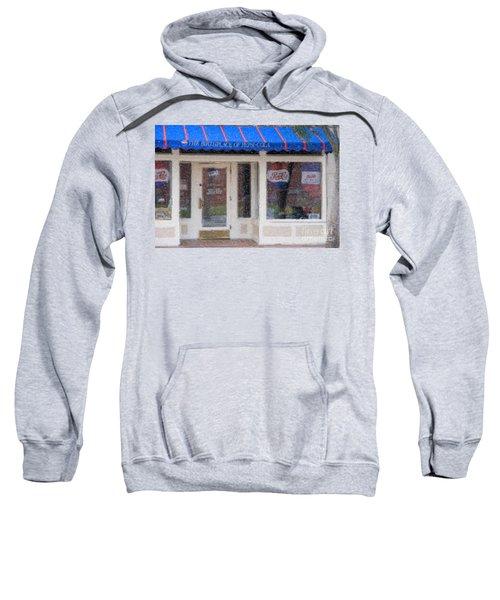 Pepsi Cola Birthplace Watercolor Sweatshirt