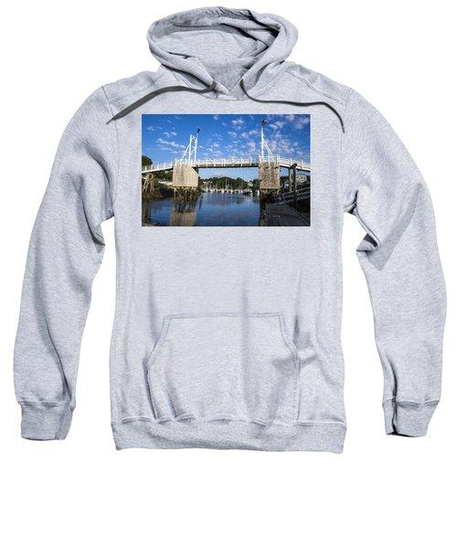 Perkins Cove - Maine Sweatshirt