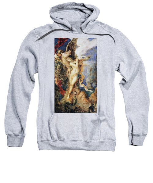 Perseus And Andromeda Sweatshirt by Gustave Moreau
