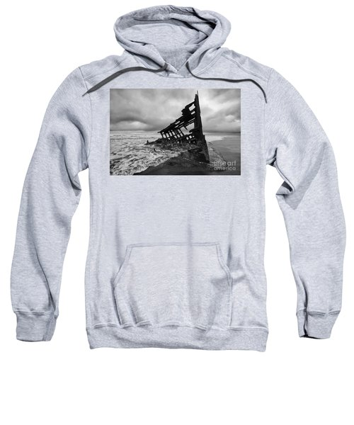 Peter Iredale Shipwreck Oregon 1 Sweatshirt