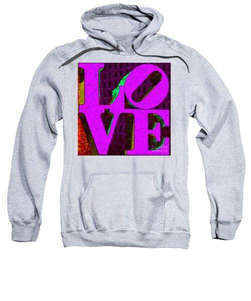 Philadelphia Love - Painterly V2 Sweatshirt