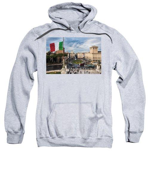 Piazza Venezia Sweatshirt