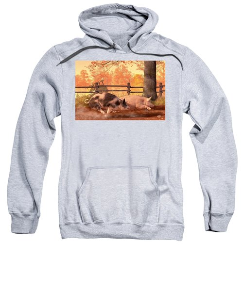Pig Race Sweatshirt