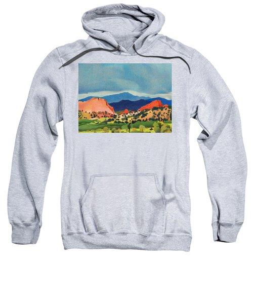 Garden Of The Gods Pikes Peak Sweatshirt