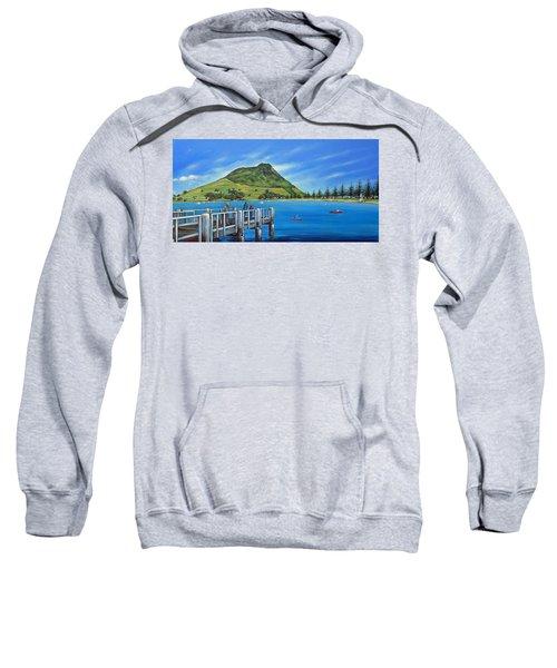 Pilot Bay Mt Maunganui 201214 Sweatshirt