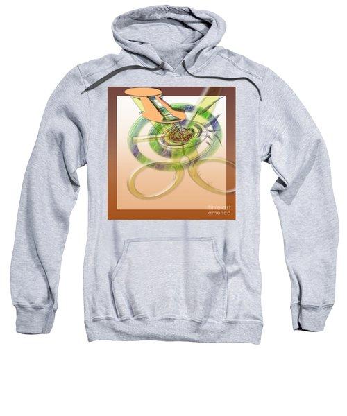 Pin Pointer Sweatshirt