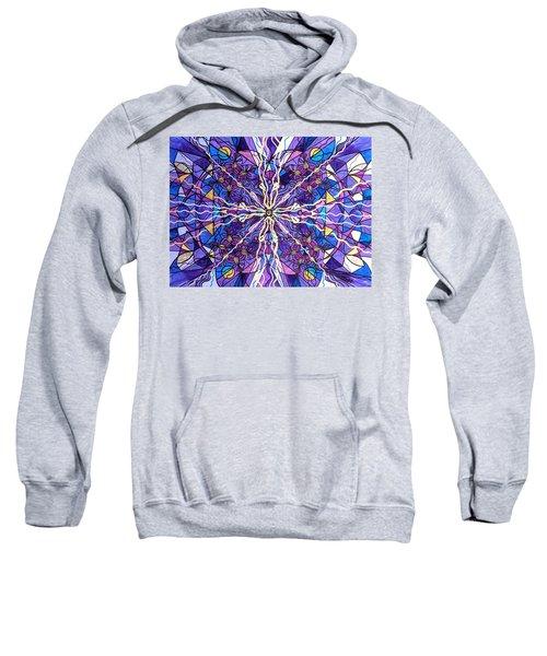 Pineal Opening Sweatshirt