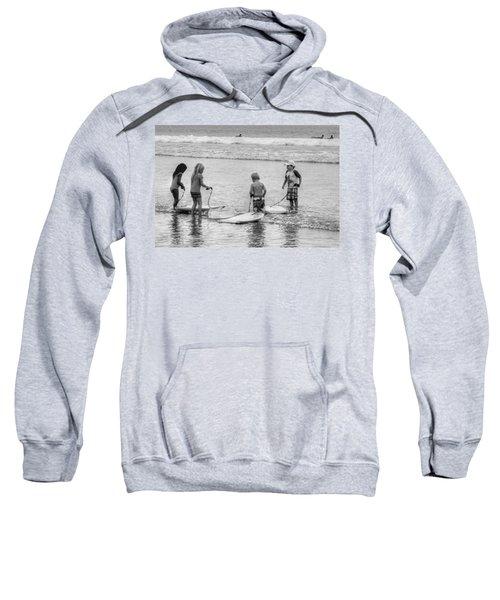 Pint Size Boogie Boarders Sweatshirt