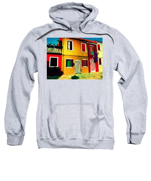 Pittoresco Villaggio Sweatshirt