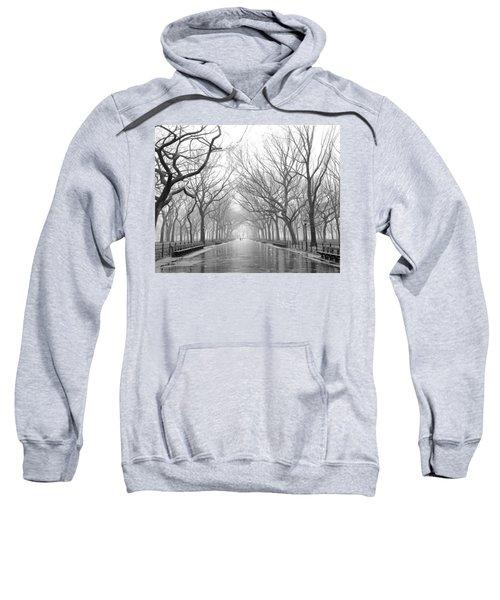 New York City - Poets Walk Central Park Sweatshirt