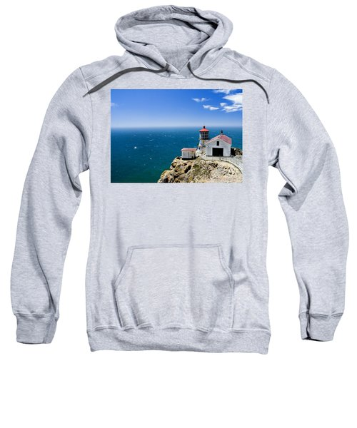 Point Reyes Lighthouse California Sweatshirt