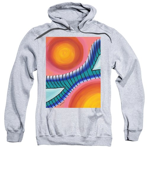 Pondering Creation - Orion Belt Sweatshirt