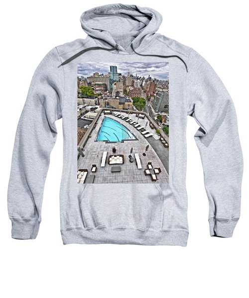Pool With A View Sweatshirt