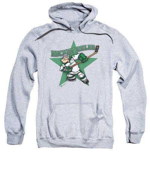 Popeye - Spinach Leafs Sweatshirt