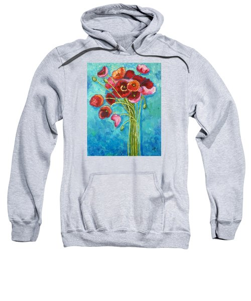 Poppies Sweatshirt