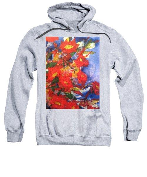 Poppies Gone Wild Sweatshirt