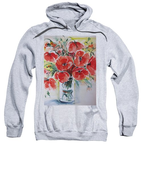 Poppies Iv Sweatshirt