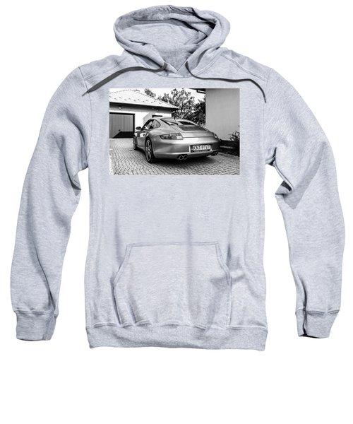 Porsche 911 Carrera 4s Sweatshirt
