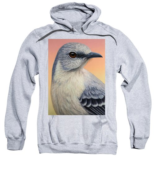 Portrait Of A Mockingbird Sweatshirt