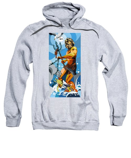 Poseidon - W/hidden Pictures Sweatshirt