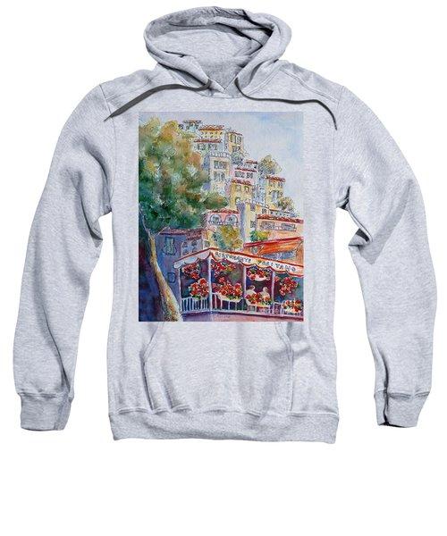 Positano Restaurant Sweatshirt