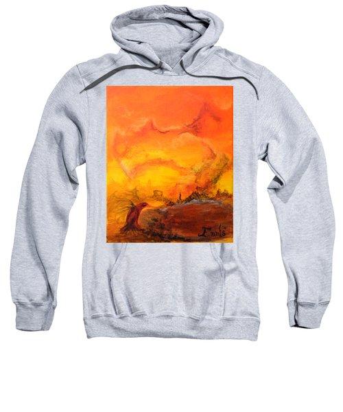 Post Nuclear Watering Hole Sweatshirt