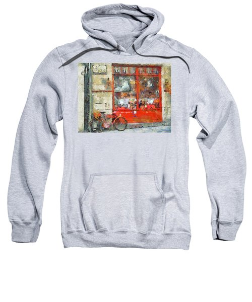 Postcard Perfect Sweatshirt