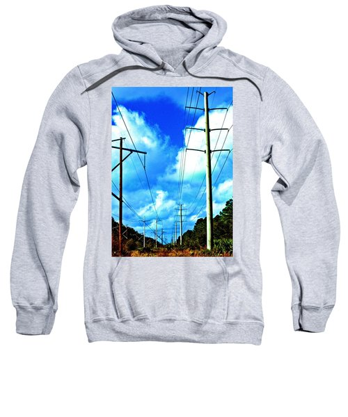 Power To The Infinity Sweatshirt