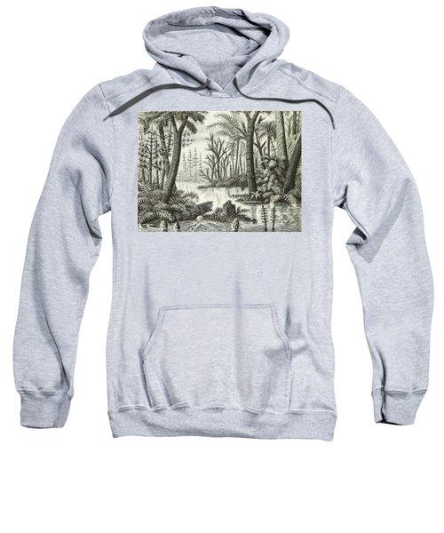Prehistoric Flora, Carboniferous Sweatshirt
