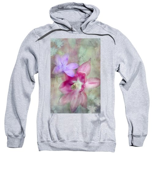 Pretty Flowers Sweatshirt