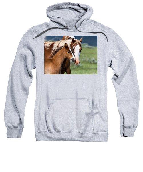 Proud Mommy Sweatshirt
